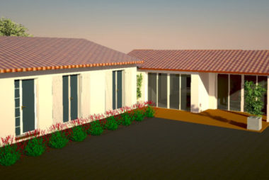Extension maison