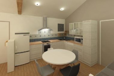 Conseils en colorimétrie, décoration et aménagement pour la rénovation d'une maison à La Baule