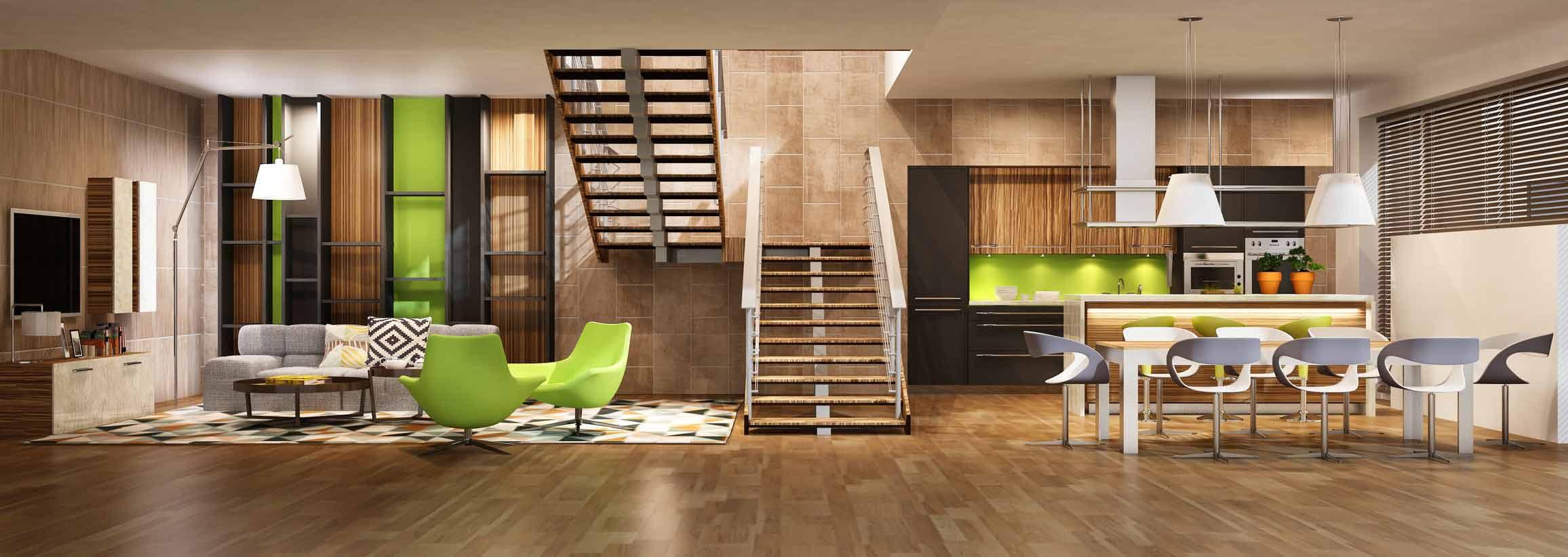 Archi Dko, architecture et décoration intérieures