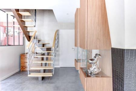 Décoration intérieur et conseils en couleurs dans une maison à Savenay