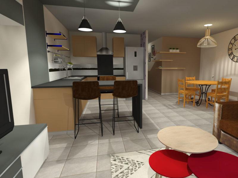 Conseils couleurs et décoration - Maison St Brevin