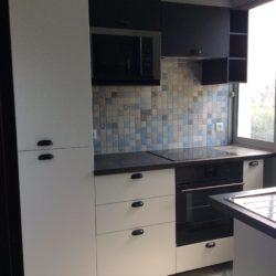 Rénovation d'une cuisine dans un appartement de 45 m² au Pouliguen