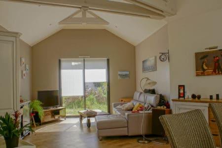 Décoration intérieur d'un salon et conseils en colorimétrie