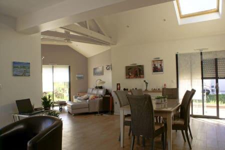 Aménagement et décoration intérieur d'une maison de 200 m²