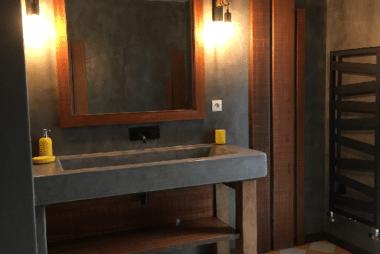 Rénovation d'une salle de bains à Guérande